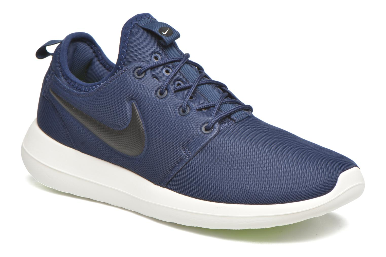 Baskets Nike Nike Roshe Two Bleu vue détail/paire