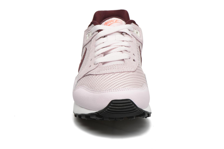 Baskets Nike Nike W Air Pegasus '89 Rose vue portées chaussures