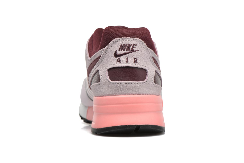 Baskets Nike Nike W Air Pegasus '89 Rose vue droite