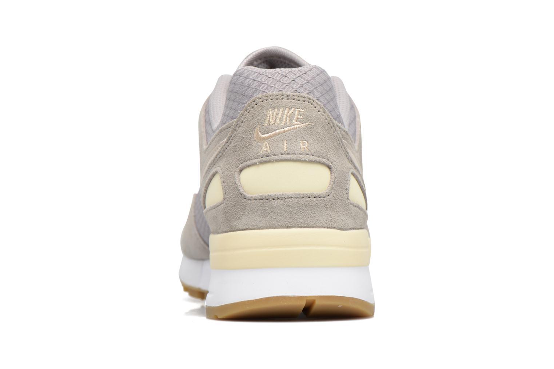Baskets Nike Nike W Air Pegasus '89 Gris vue droite