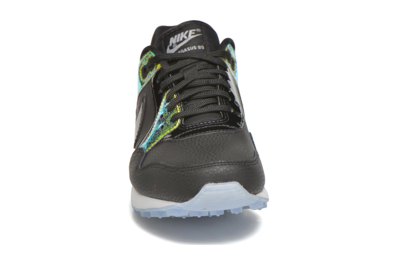 Sneaker Nike Nike W Air Pegasus '89 Prm schwarz schuhe getragen