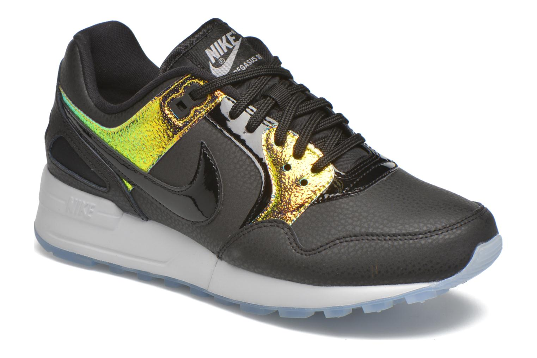 Trainers Nike Nike W Air Pegasus '89 Prm Black detailed view/ Pair view