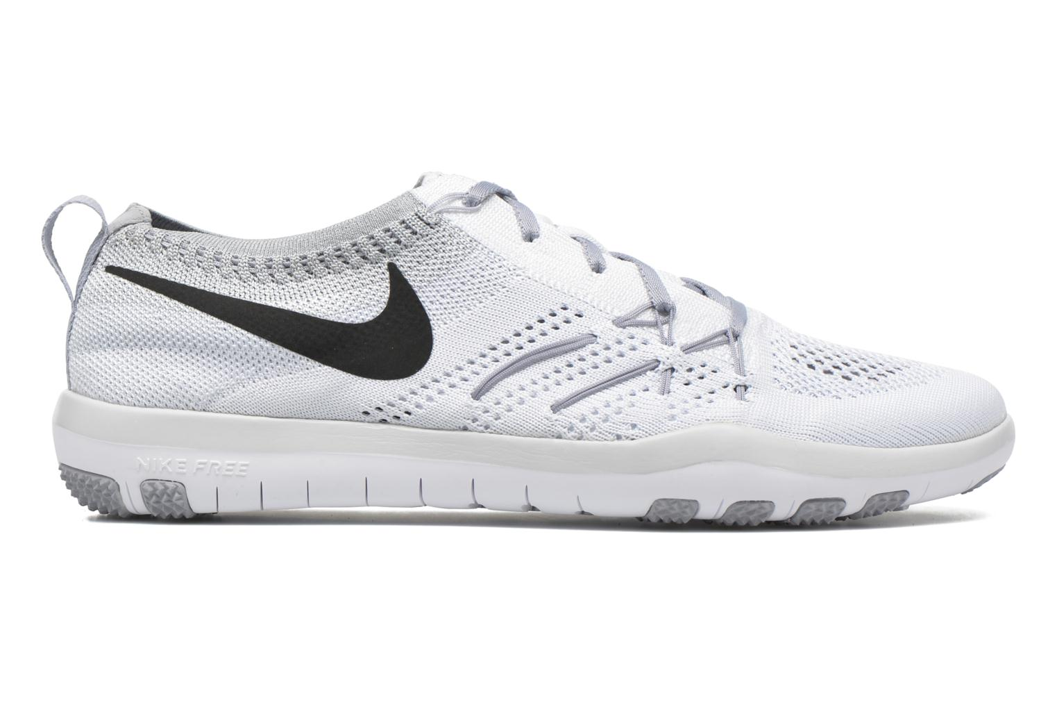 Sport shoes Nike W Nike Free Tr Focus Flyknit White back view