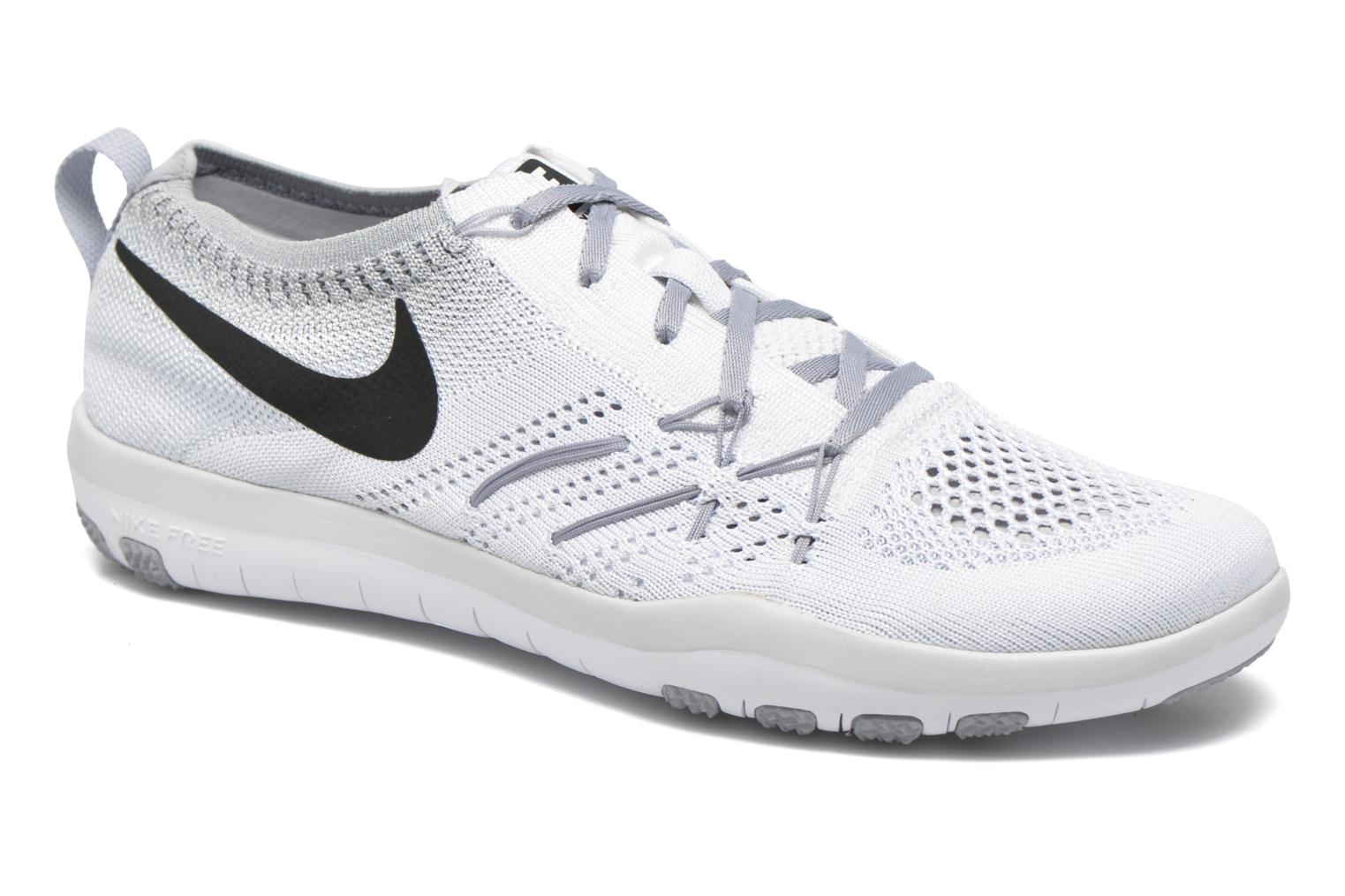 Sport shoes Nike W Nike Free Tr Focus Flyknit White detailed view/ Pair view