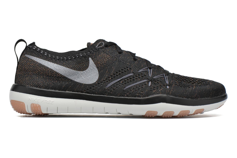 Sport shoes Nike W Nike Free Tr Focus Flyknit Black back view