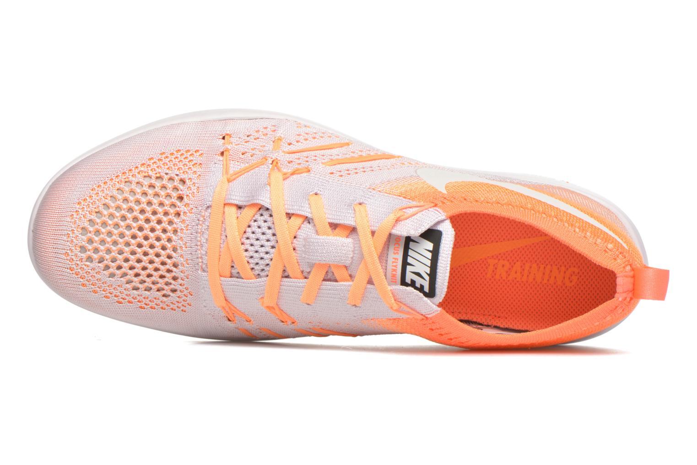 W Nike Free Tr Focus Flyknit Light Violet/Summit White-Bright Mango