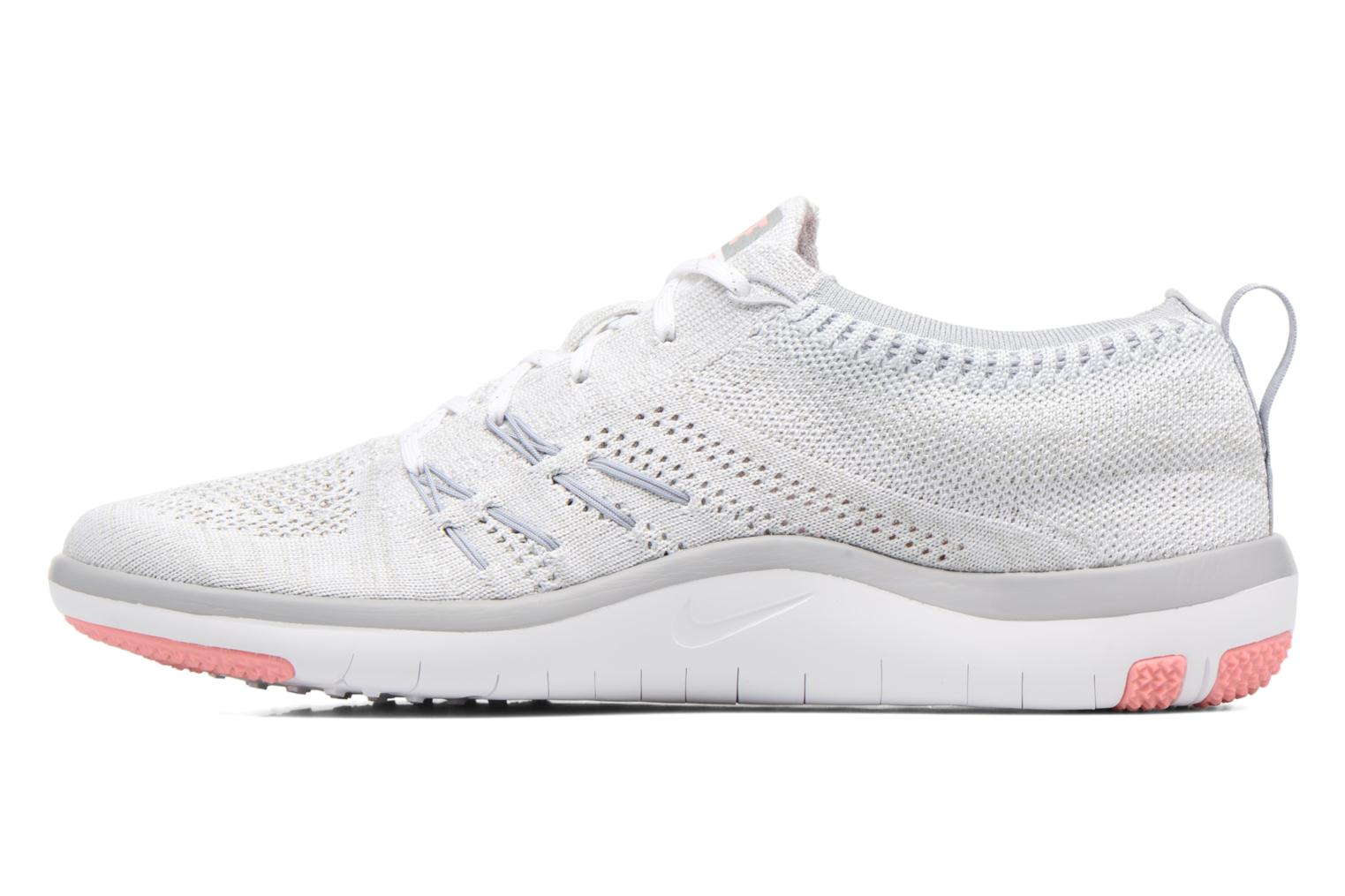 Sport shoes Nike W Nike Free Tr Focus Flyknit White front view