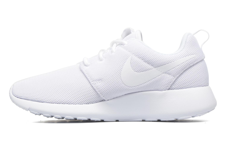 Sneaker Nike W Nike Roshe One weiß ansicht von vorne