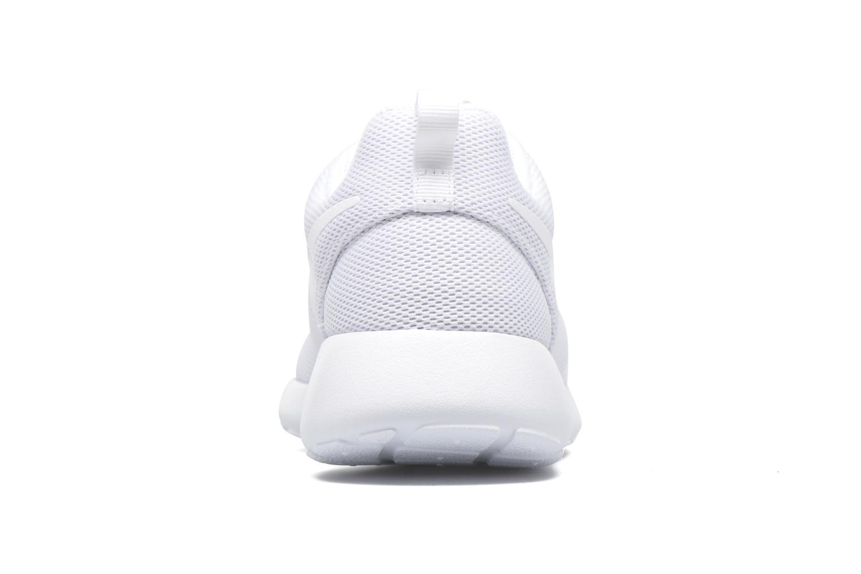 Sneaker Nike W Nike Roshe One weiß ansicht von rechts