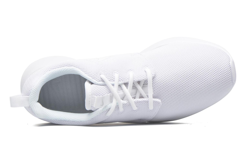 Sneaker Nike W Nike Roshe One weiß ansicht von links