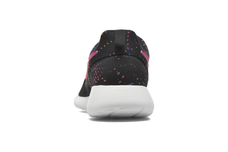 Sneaker Nike W Nike Roshe One Print schwarz ansicht von rechts