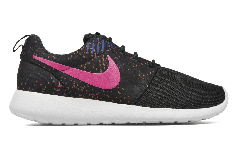 Sneaker Nike W Nike Roshe One Print schwarz ansicht von hinten