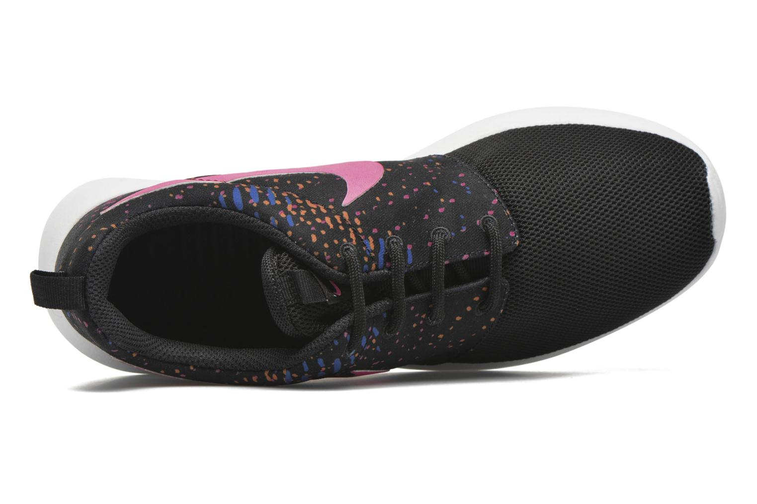 W Nike Roshe One Print Black/Digital Pink-Black-Snst