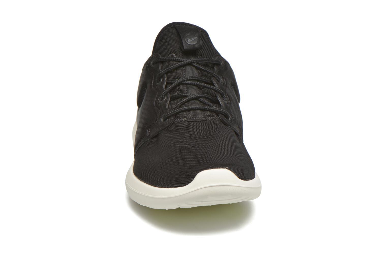 Sneaker Nike W Nike Roshe Two schwarz schuhe getragen