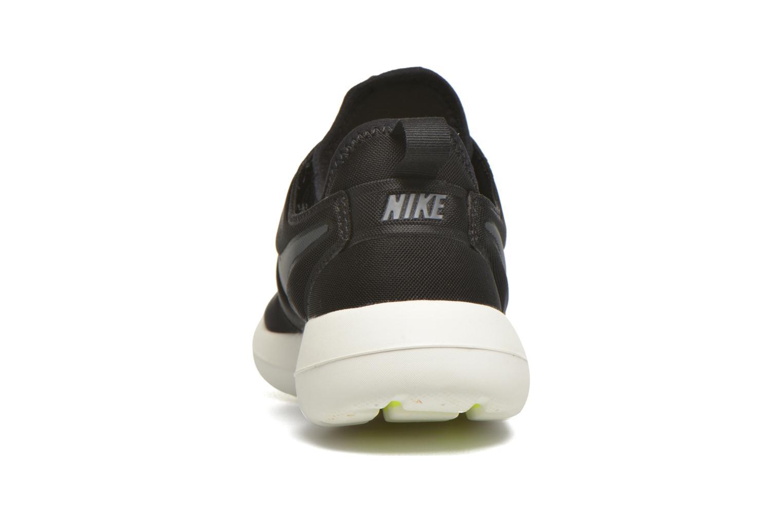 Sneaker Nike W Nike Roshe Two schwarz ansicht von rechts