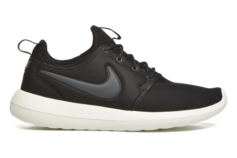 Sneaker Nike W Nike Roshe Two schwarz ansicht von hinten