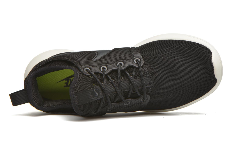 Sneaker Nike W Nike Roshe Two schwarz ansicht von links