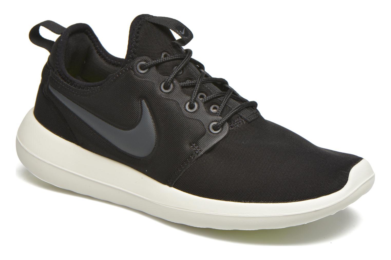 Sneaker Nike W Nike Roshe Two schwarz detaillierte ansicht/modell