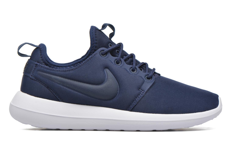 Baskets Nike W Nike Roshe Two Bleu vue derrière