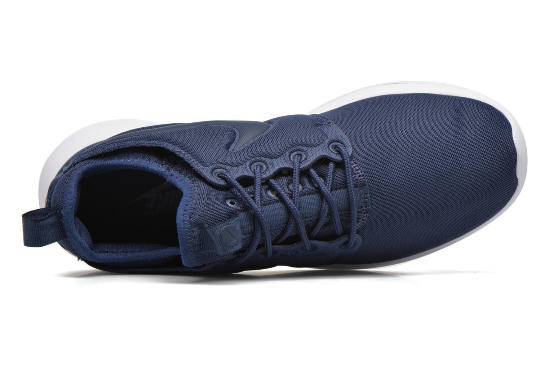Baskets Nike W Nike Roshe Two Bleu vue gauche