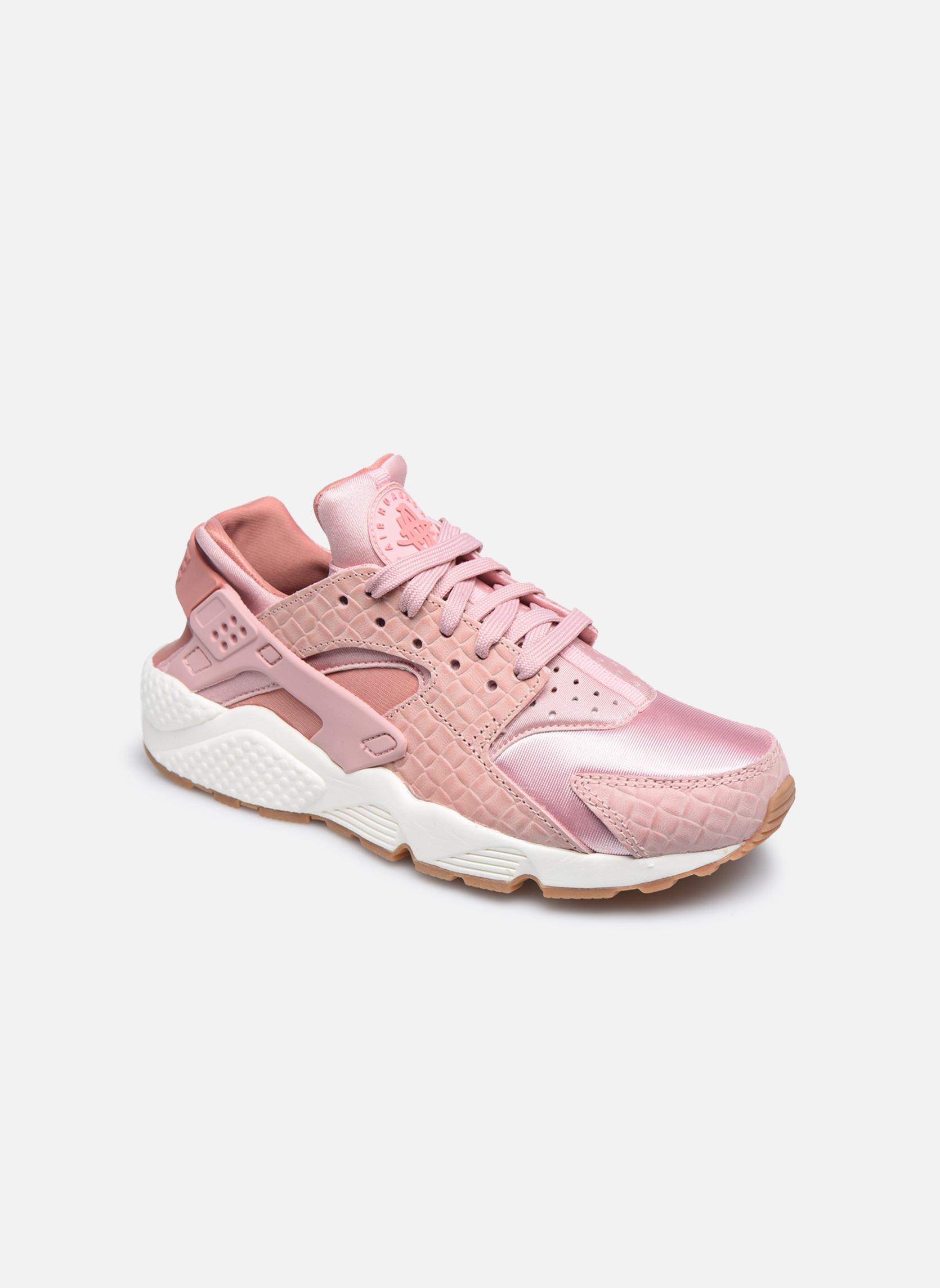 Pink Glaze/Pearl Pink-Sail-Gum Med Brown