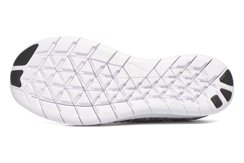 Chaussures de sport Nike Wmns Nike Free Rn Flyknit Noir vue haut