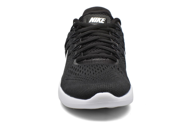 Chaussures de sport Nike Wmns Nike Lunarglide 8 Noir vue portées chaussures