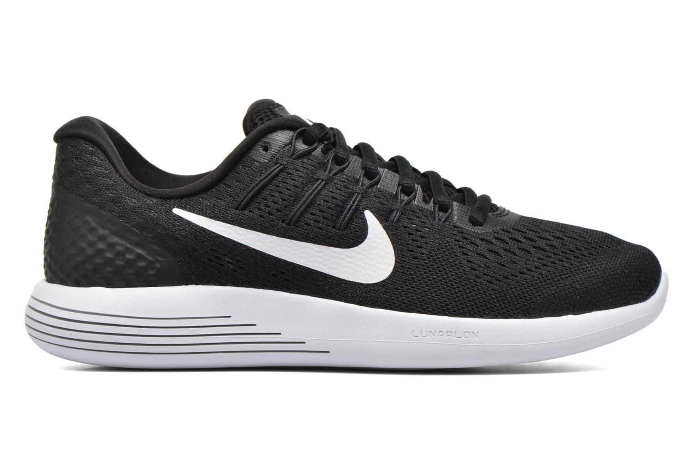 Sportschuhe Nike Wmns Nike Lunarglide 8 schwarz ansicht von hinten