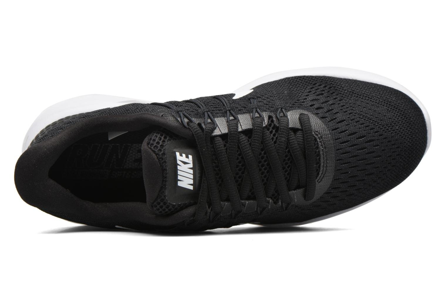 Sport shoes Nike Wmns Nike Lunarglide 8 Black view from the left