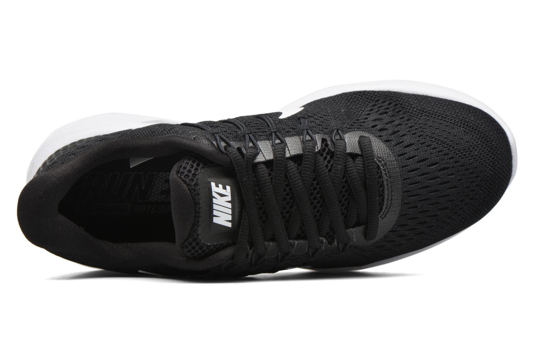 Sportschuhe Nike Wmns Nike Lunarglide 8 schwarz ansicht von links
