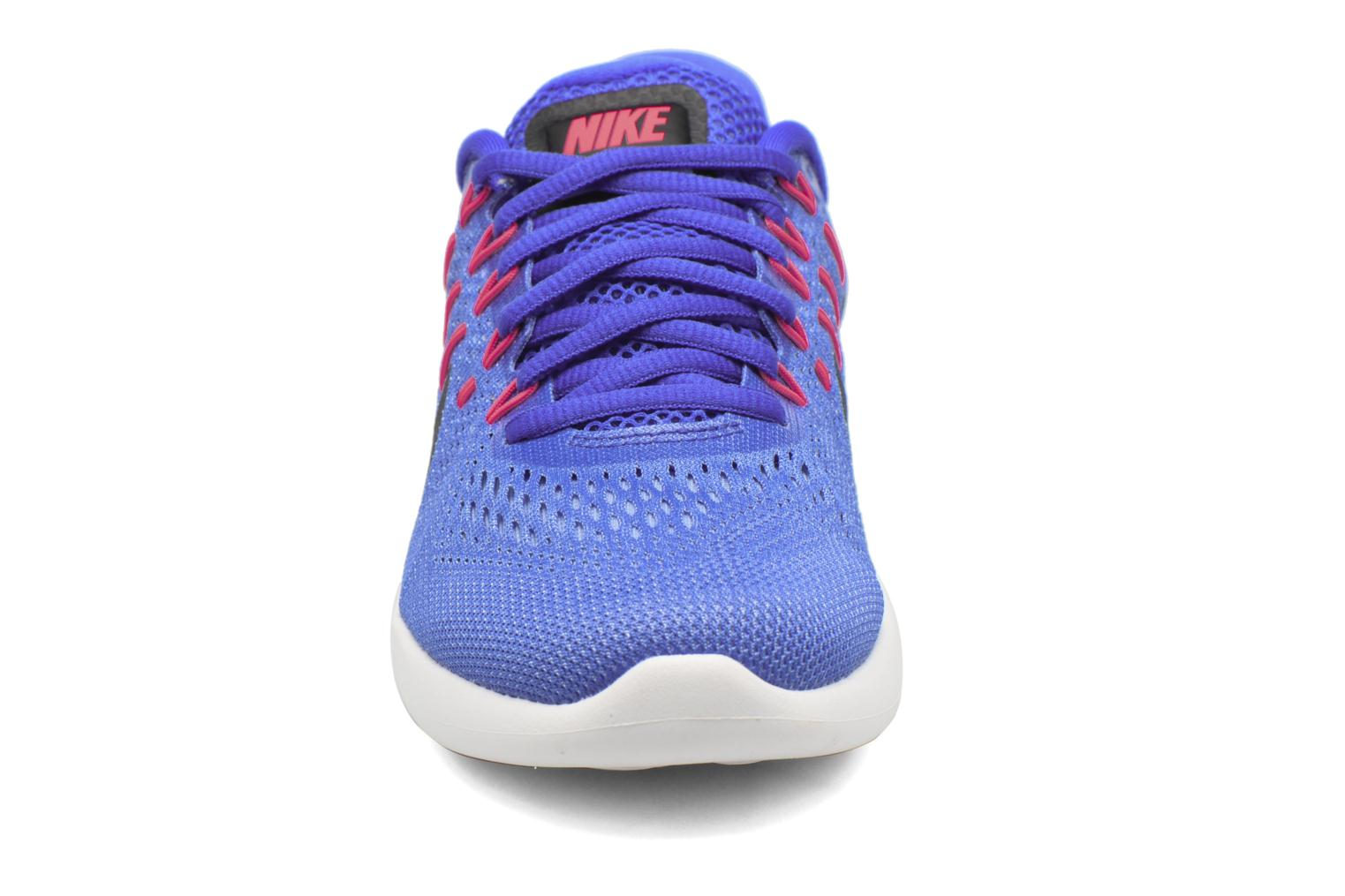 Sport shoes Nike Wmns Nike Lunarglide 8 Blue model view