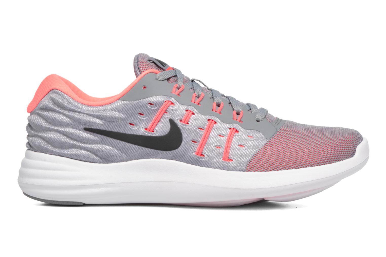 Chaussures de sport Nike Wmns Nike Lunarstelos Gris vue derrière