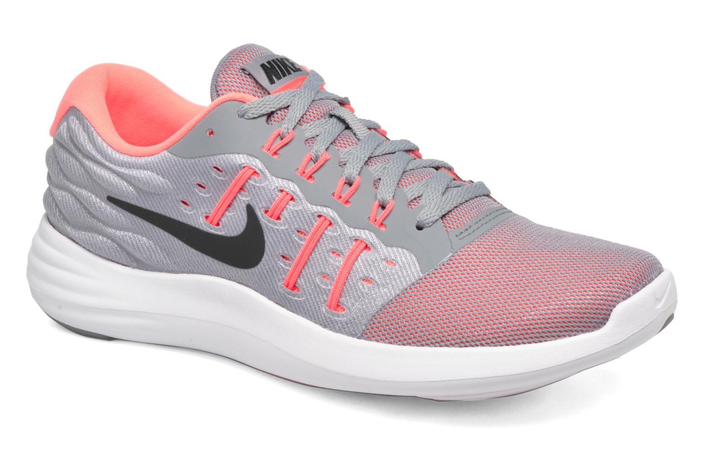 Chaussures de sport Nike Wmns Nike Lunarstelos Gris vue détail/paire