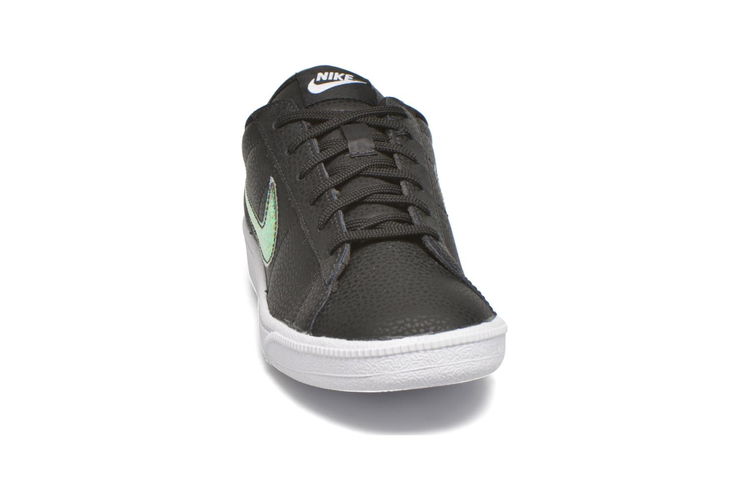 Trainers Nike Wmns Tennis Classic Prm Black model view