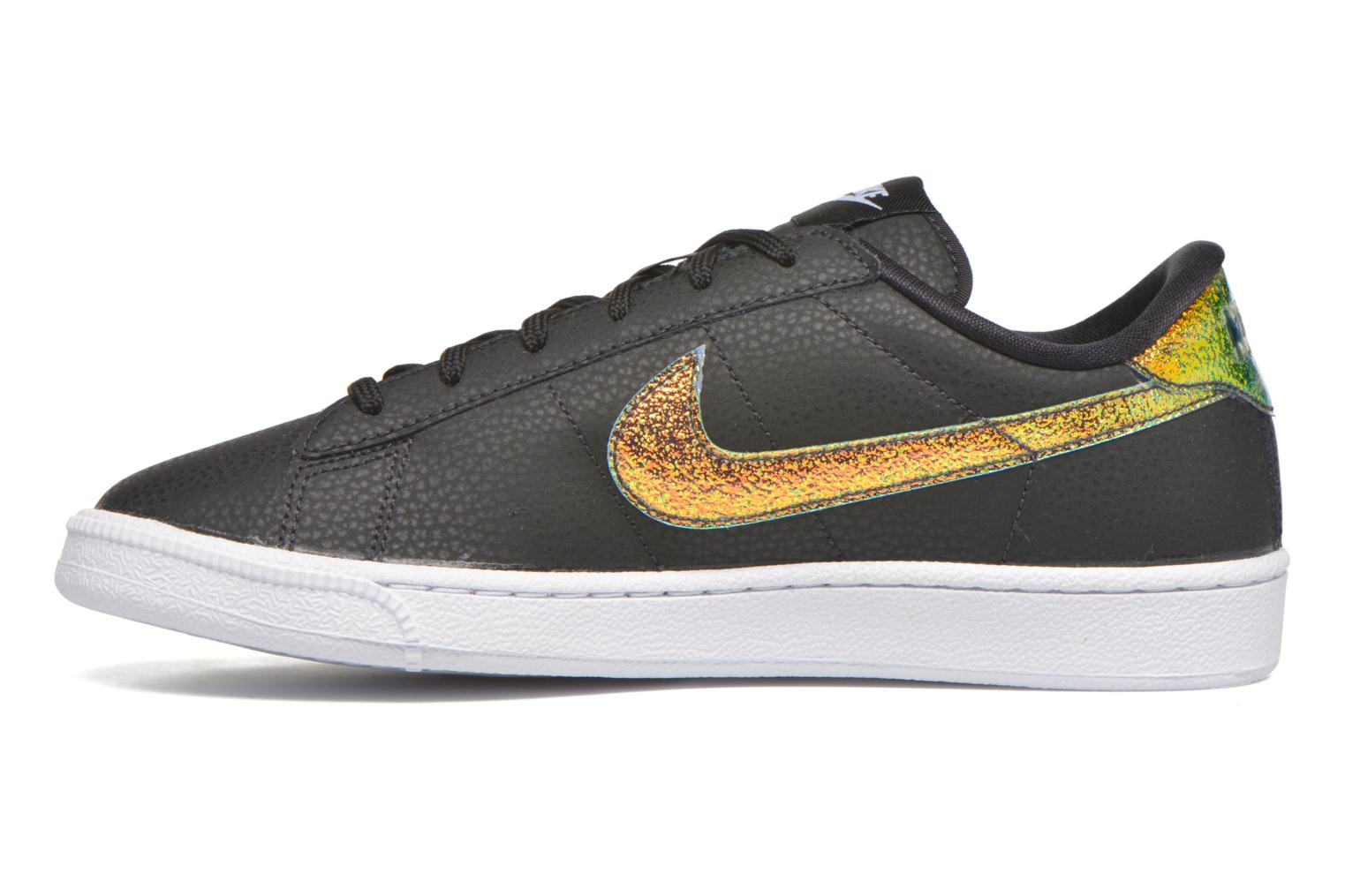 Sneakers Nike Wmns Tennis Classic Prm Nero immagine frontale