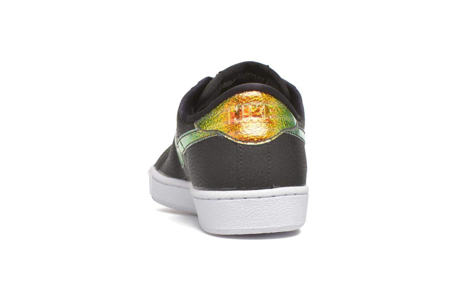 Trainers Nike Wmns Tennis Classic Prm Black view from the right