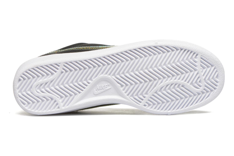 Sneakers Nike Wmns Tennis Classic Prm Nero immagine dall'alto