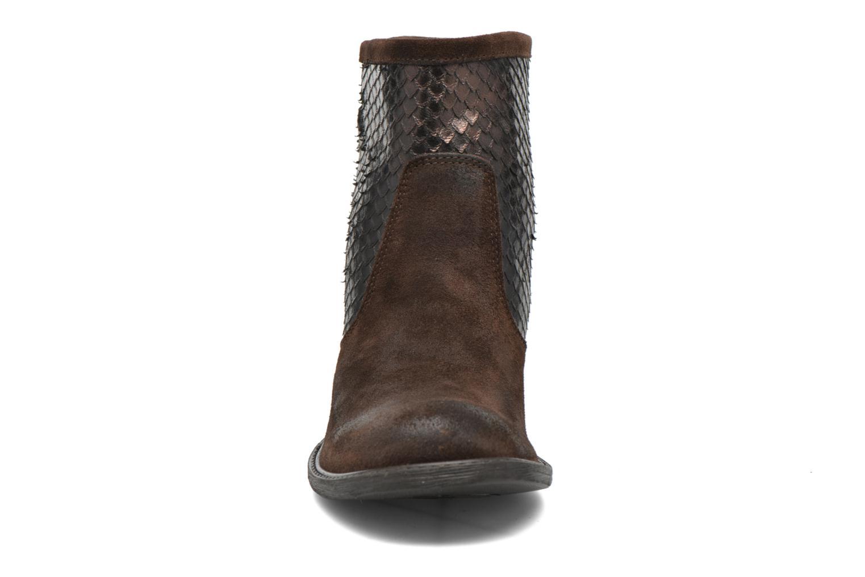 Ankle boots Sweet Lemon L.5.Envie Brown model view