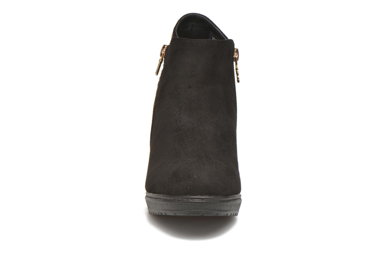 Bottines et boots Xti Dory-46004 Noir vue portées chaussures