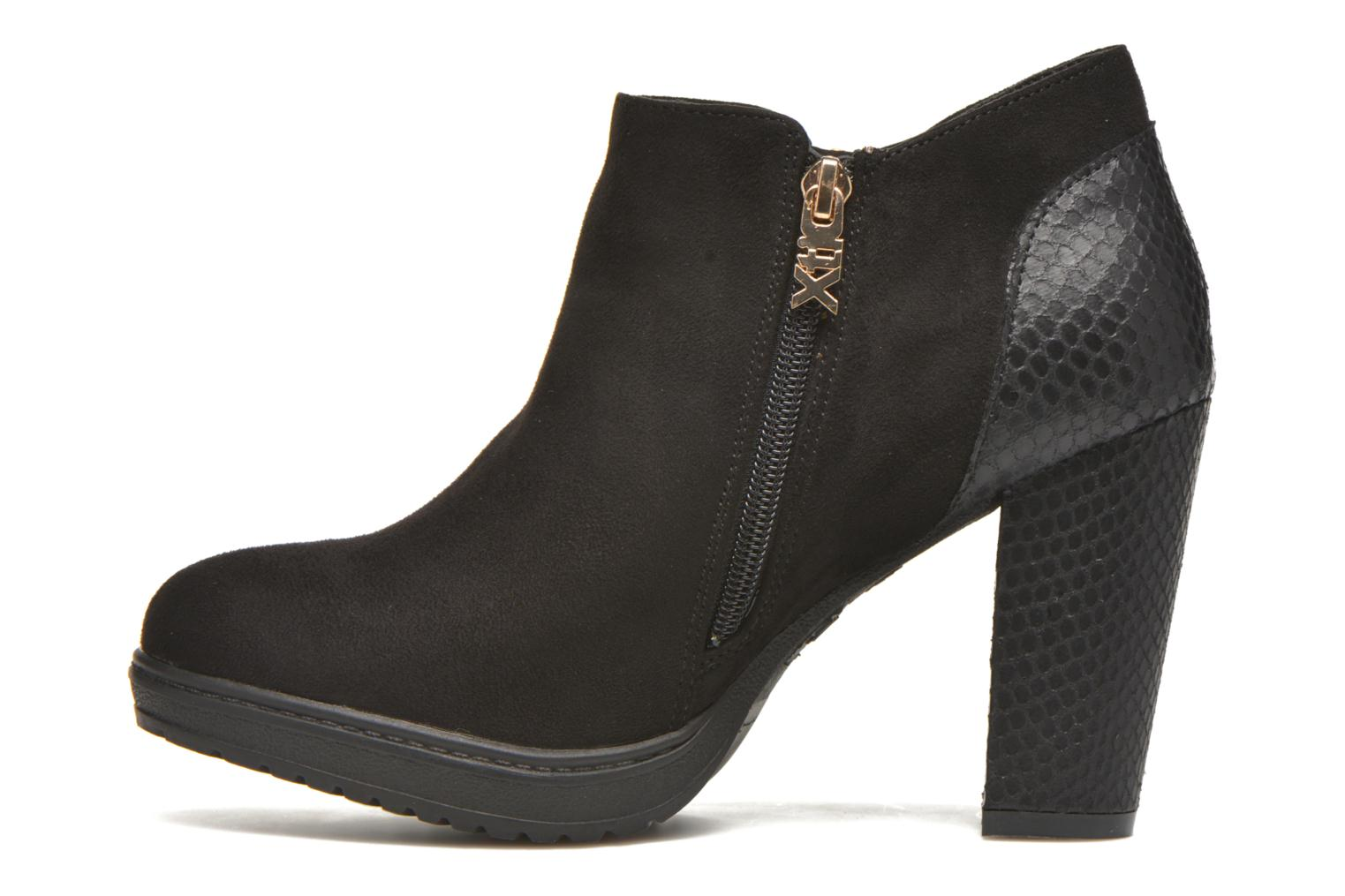 Ankle boots Xti Dory-46004 Black front view