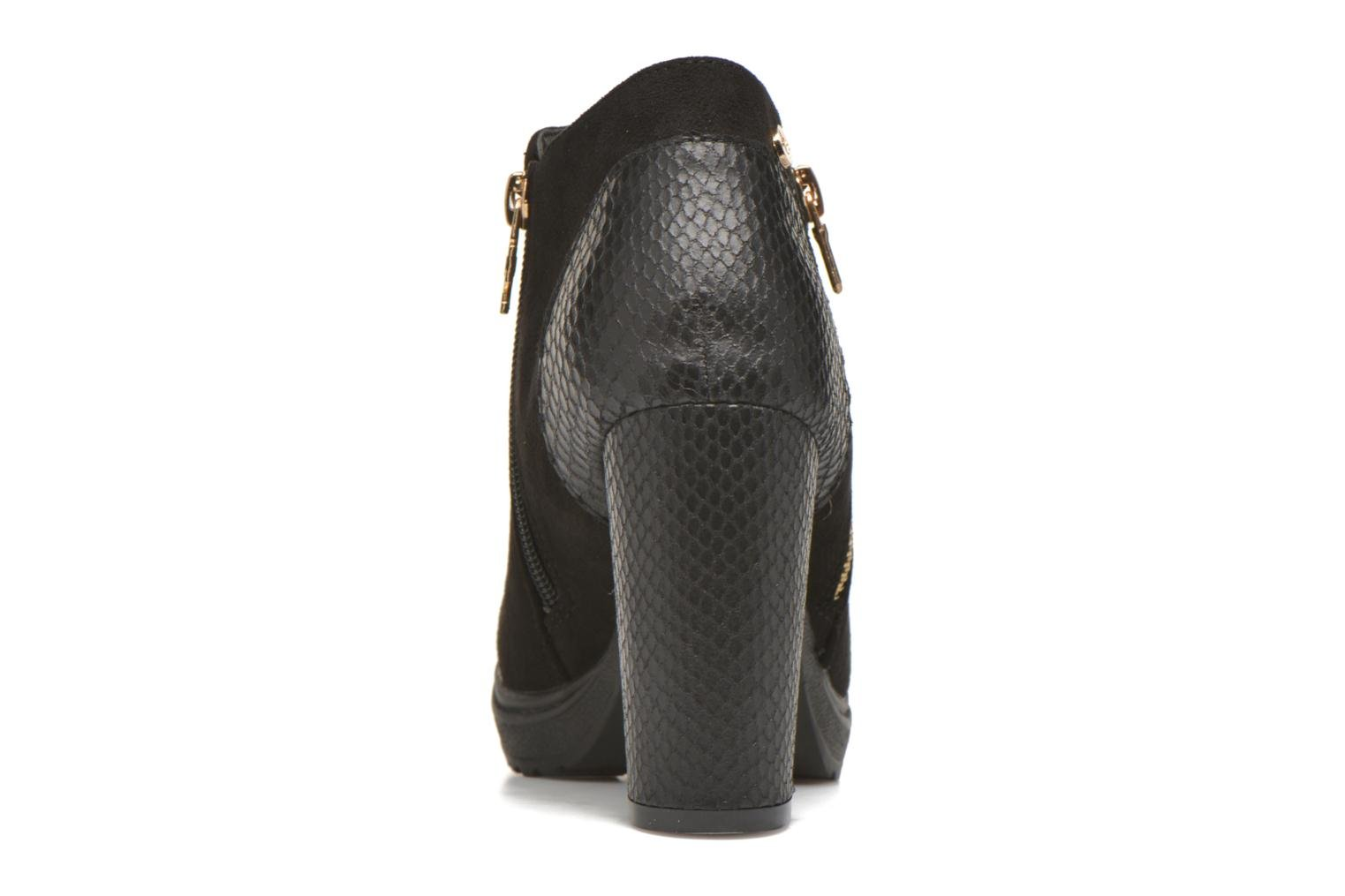 Ankle boots Xti Dory-46004 Black view from the right