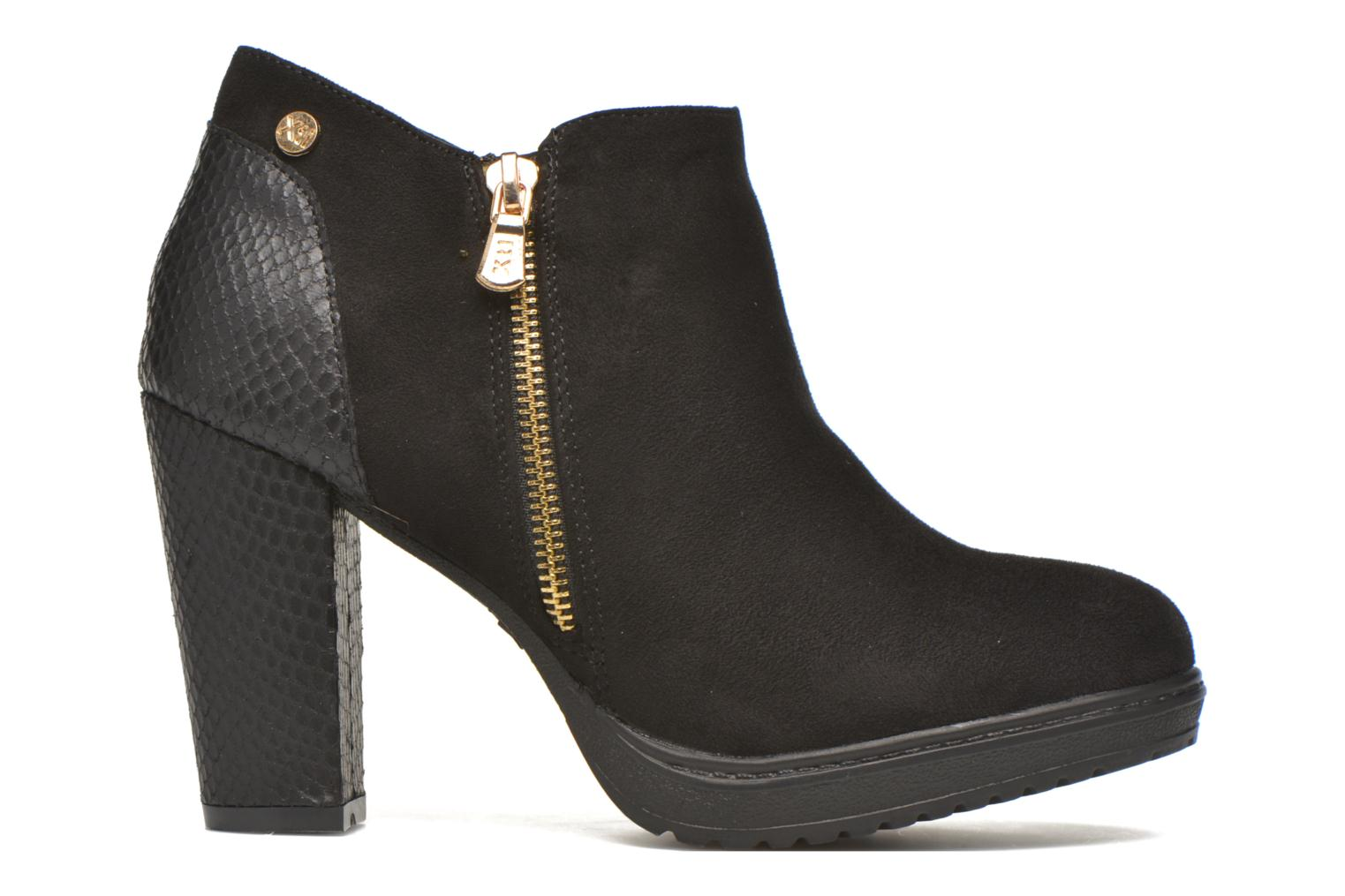 Ankle boots Xti Dory-46004 Black back view