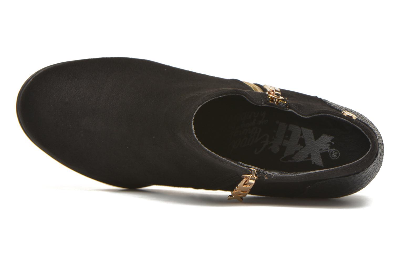 Bottines et boots Xti Dory-46004 Noir vue gauche