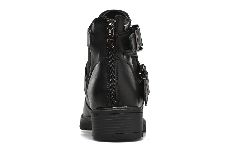 Bottines et boots Xti Caitlyn-46230 Noir vue droite