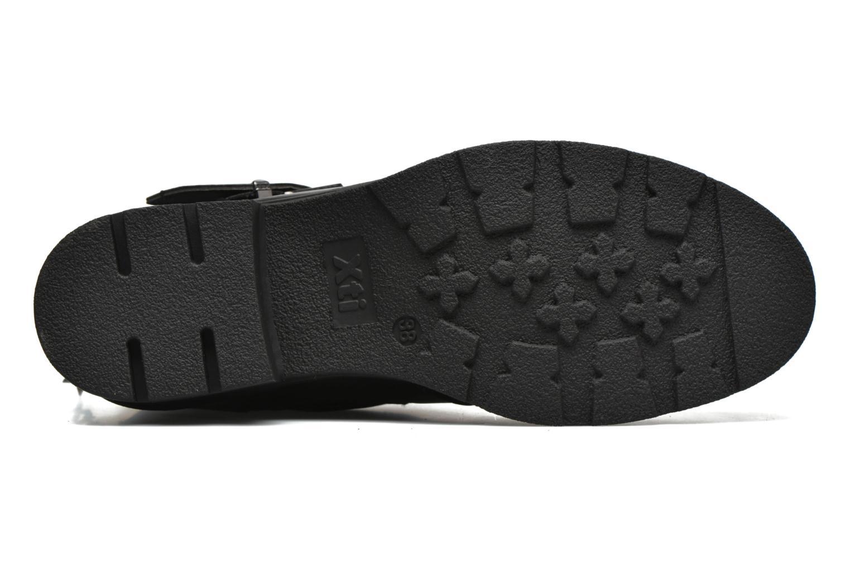 Bottines et boots Xti Caitlyn-46230 Noir vue haut