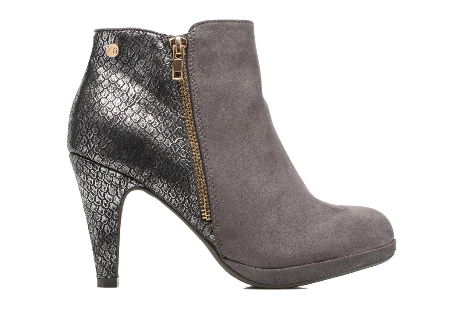 Ankle boots Xti Fresia-30222 Grey back view