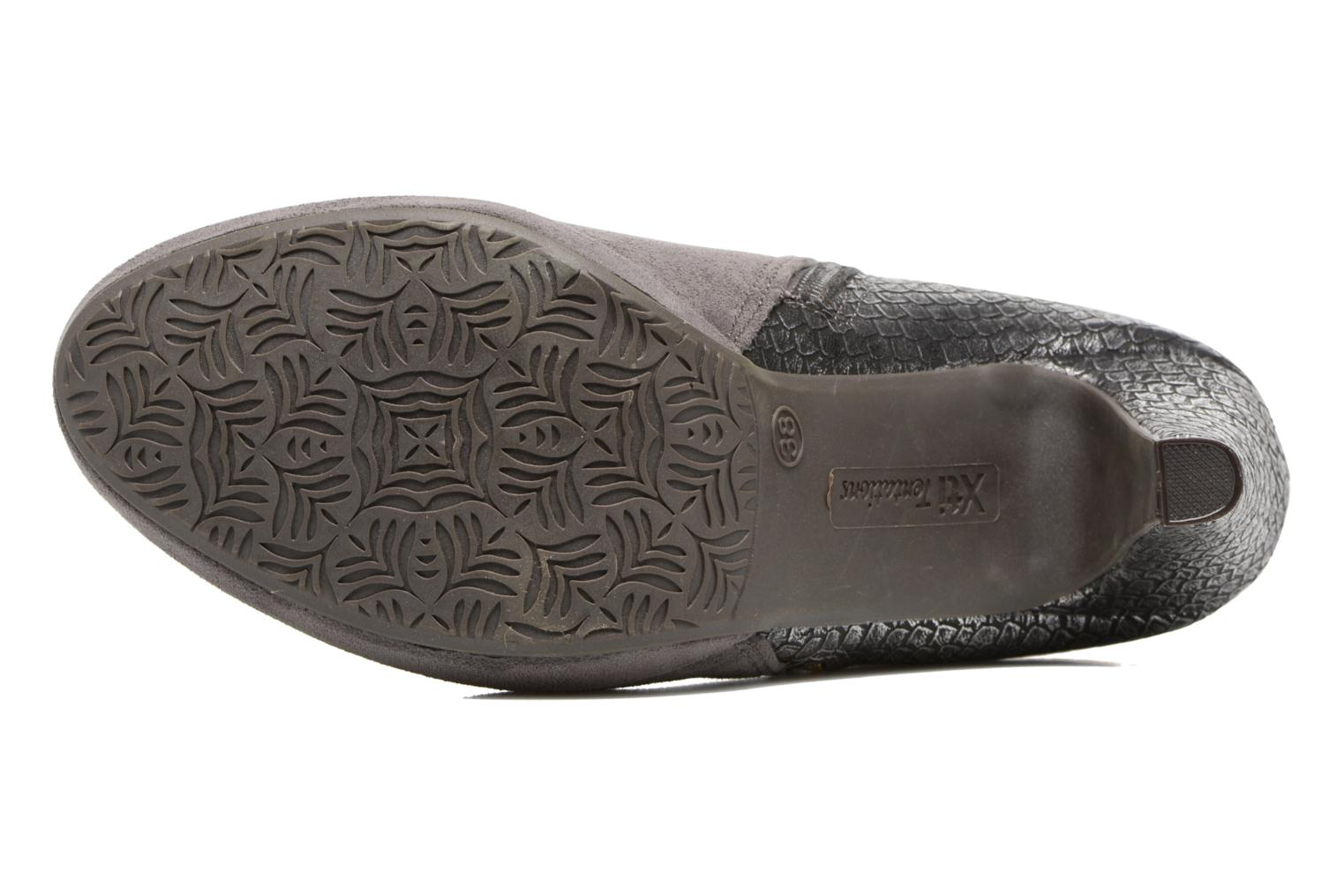 Ankle boots Xti Fresia-30222 Grey view from above