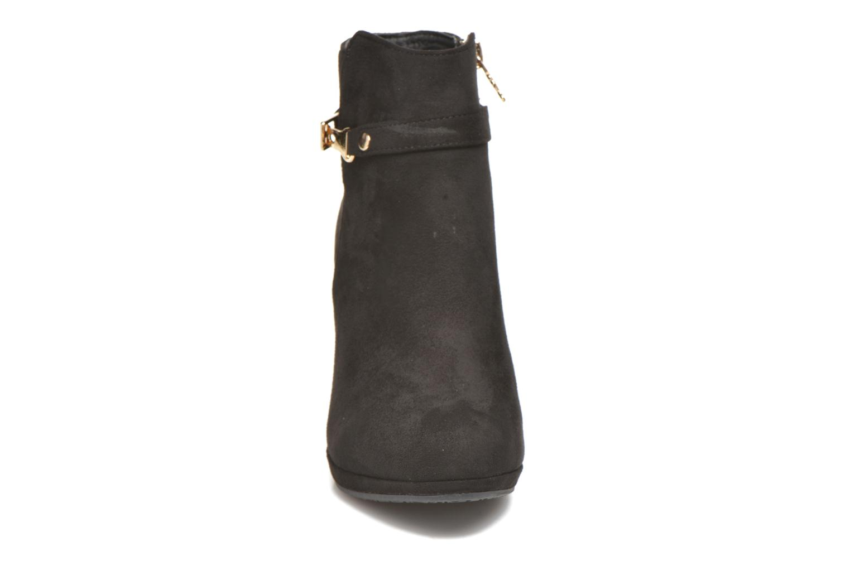 Stiefeletten & Boots Xti Sky-46013 schwarz schuhe getragen