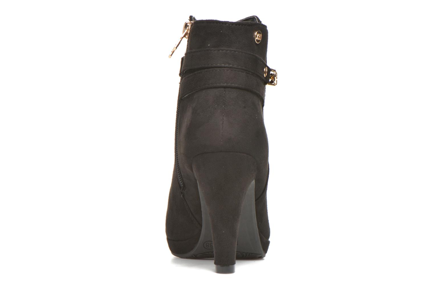 Ankle boots Xti Sky-46013 Black view from the right