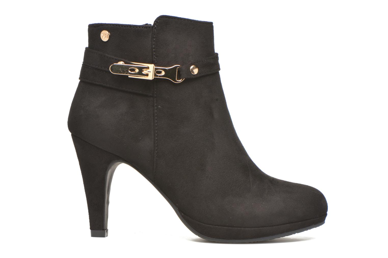 Ankle boots Xti Sky-46013 Black back view